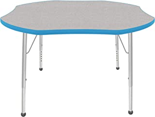 "product image for 48"" Shamrock Table"