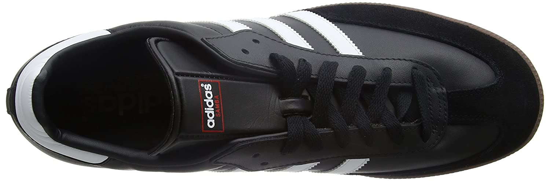 Adidas Adidas Adidas Unisex-Erwachsene Fußballschuh Samba Low-Top Turnschuhe Schwarz (schwarz running Weiß Footwear) 40 EU dfe612