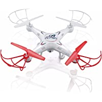 Akaso X5C 4-Channel 2.4-GHz 6-Axis Gyro Headless 360-Degree 3D Rolling Mode RC Drone Quadcopter with HD Camera