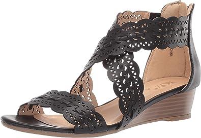 XOXO Women's Ambridge Wedge Sandal