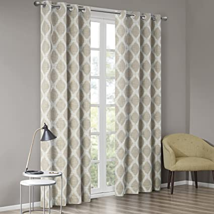 Amazon.com: Blackout Curtains For Bedroom , Modern ...