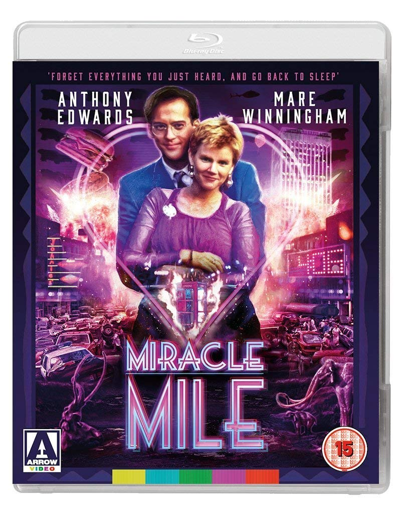 Miracle Mile (Dual Format Region B Blu-Ray)