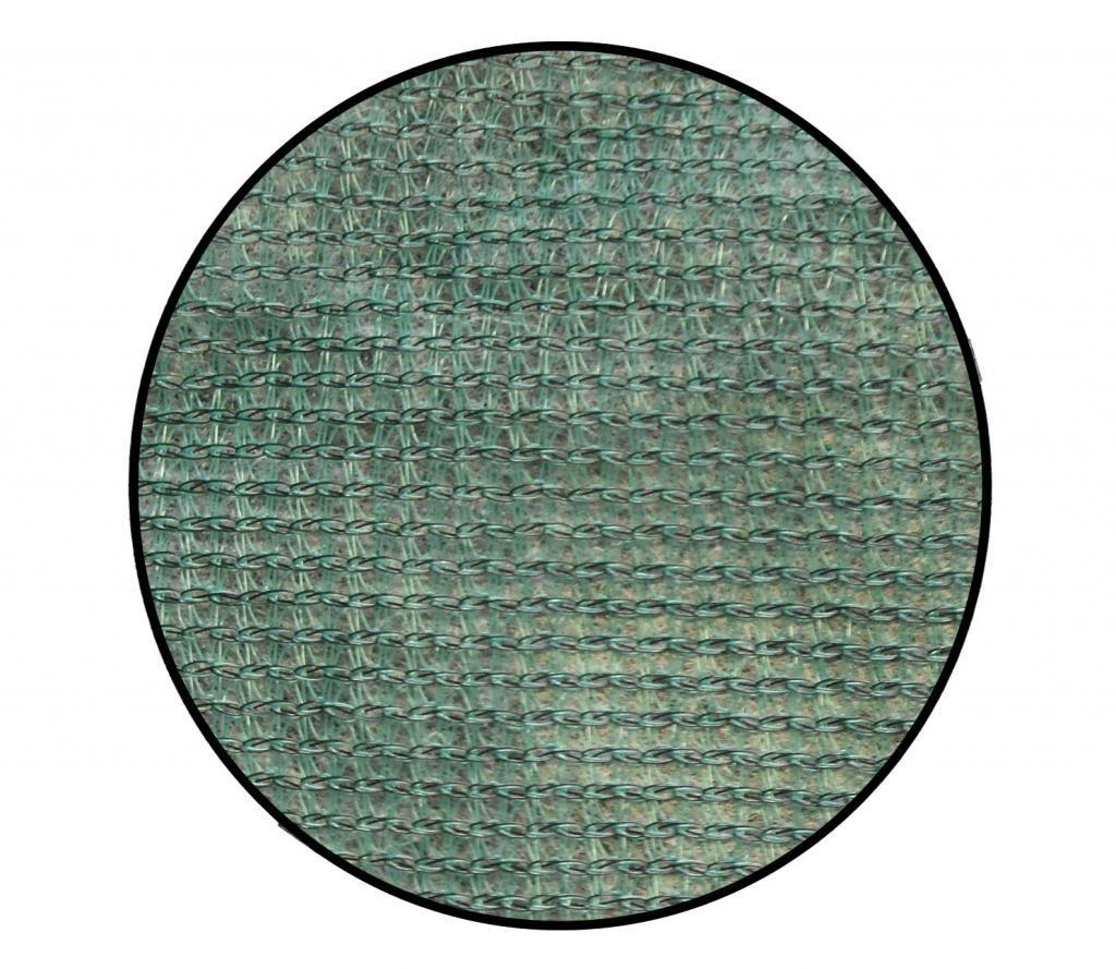 Nutleys Schattennetz, 50% Schatten, 5x2 m, Grün 5x2 m Grün Nutley' s