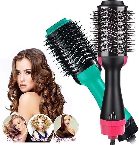 4 en 1 Brosse Soufflante, Brosse Sèche cheveux Multifonction