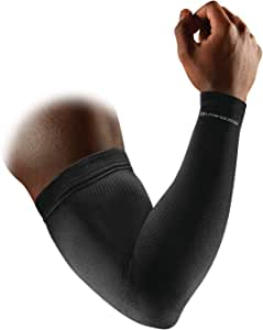 McDavid Mmhg Pair of Arm Support, Black, Size XL
