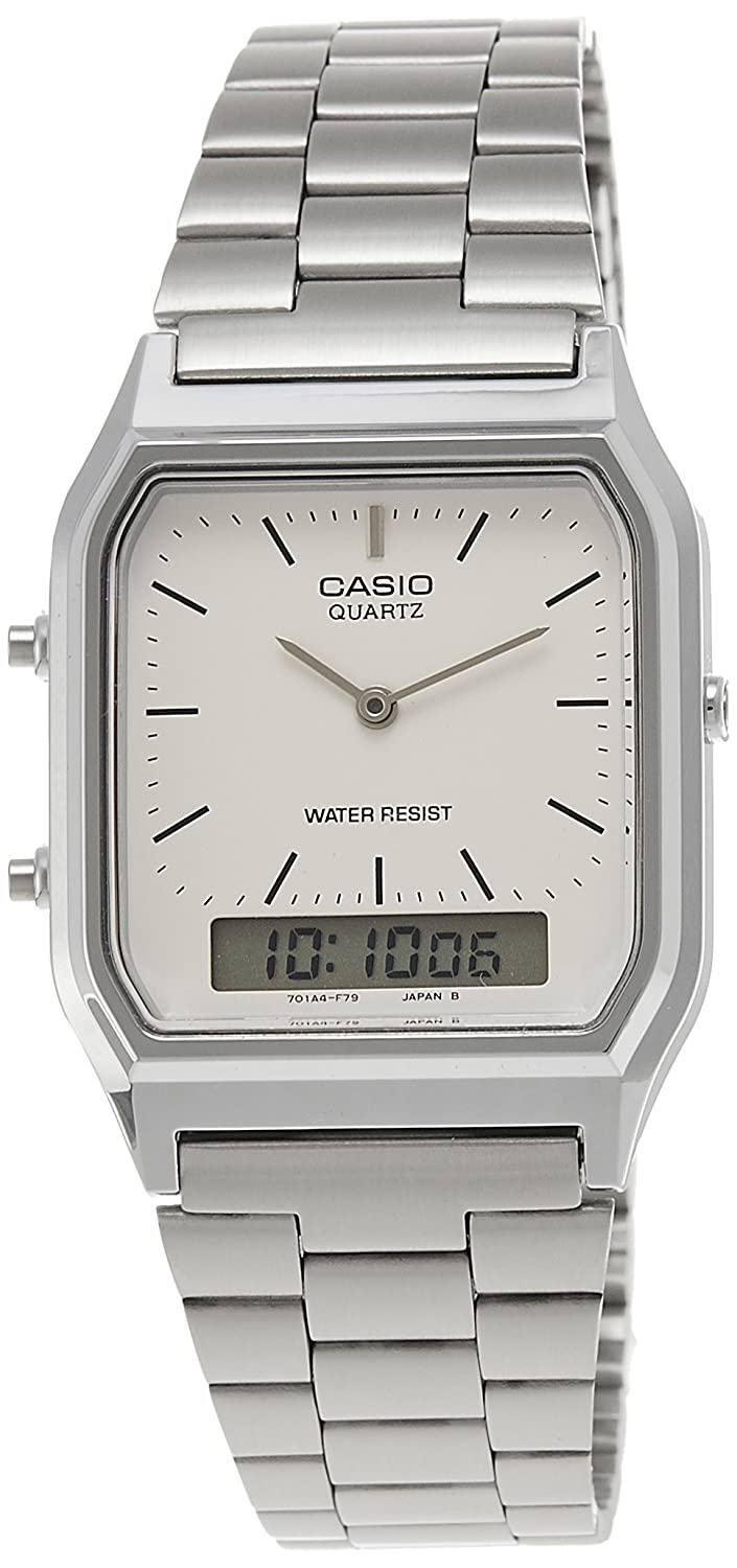 Casio Collection, Reloj Analógico-Digital para Hombre
