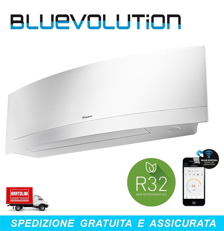 Climatizador aire acondicionado Daikin Inverter Emura White Smart Wi-Fi FTXG35LW A++ 12000 btu.: Amazon.es: Hogar