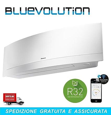 Climatizador aire acondicionado Daikin Inverter Emura White Smart Wi-Fi FTXG35LW A++ 12000 btu.