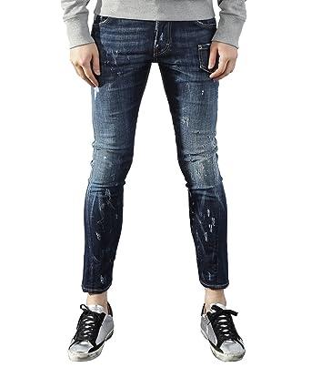 Jeans Torsion Sexy - Bleu Dsquared2 UvRn4