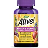 Alive Nature's Way Women's Gummy Vitamins 60's