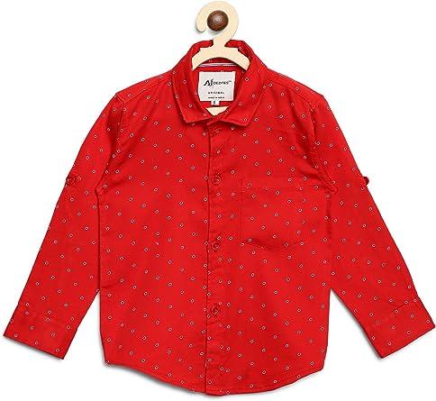 AJ DEZINES - Camisa estampada para niños: Amazon.es: Ropa y accesorios