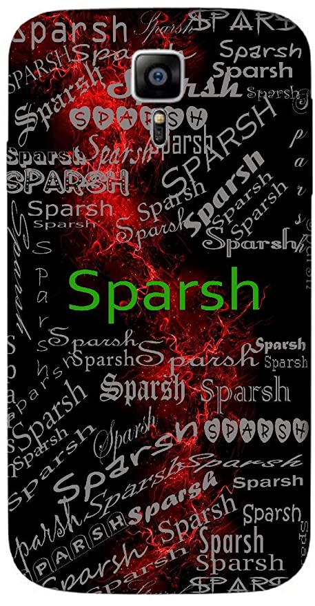 Sparsh Name Sign Printed All Over Customize Amazonin Electronics