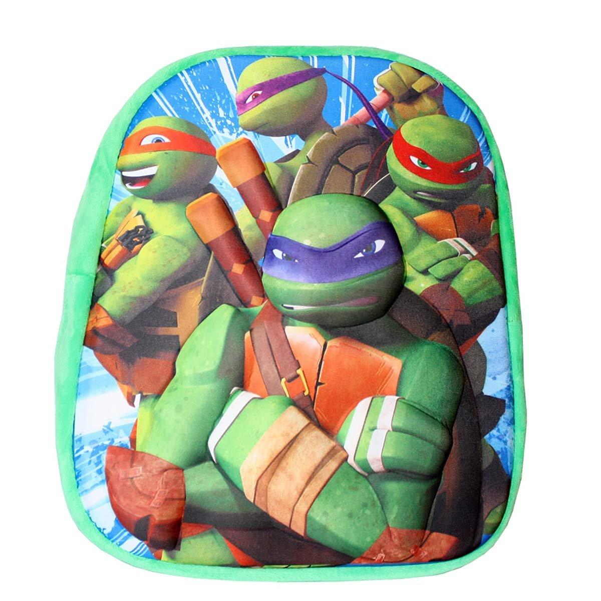 Mochila Tortugas Ninja 3D soft