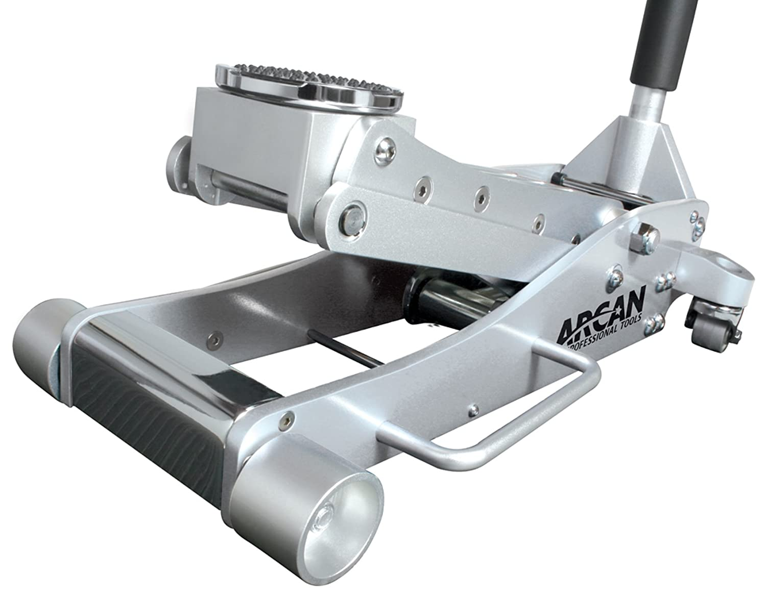 Floor Jack 3 Ton Aluminum Low Profile Garage Car Truck Van ...