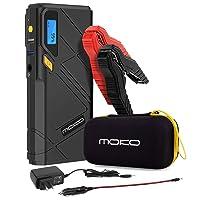 Deals on MoKo 1200A Peak Car Jump Starter 12000mAh Portable Power Bank