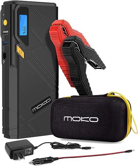 Amazon.com: Arrancador auxiliar para auto MoKo (12000 ...