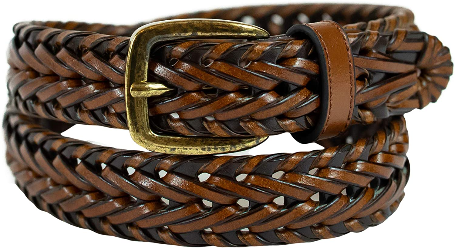 Chaps Big Boys 1 Casual Braid Belt