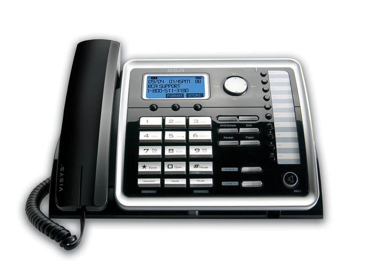 RCA Corded 2 Line Speakerphone Telefield N.A. TDRCA-25214RE1