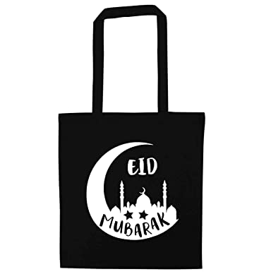 Bag Eid Creative Flox co Tote ukShoesamp; BlackAmazon Bags Mubarak Ib7fygvY6