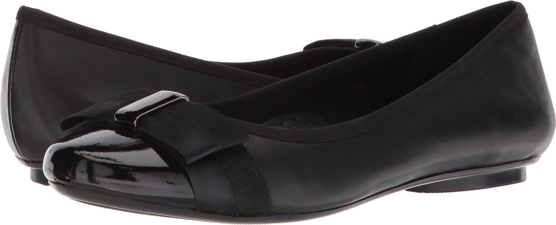 VANELi B(M) Womens Salia B075KJ4L4V 8.5 B(M) VANELi US|Black Nappa/Black Patent/Black Grosgrain 093131