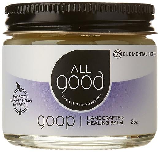 All Good Goop Organic Healing Balm & Ointment