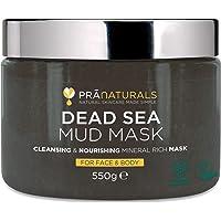 PraNaturals 550g Mascarilla Facial y Corporal 100% Natural