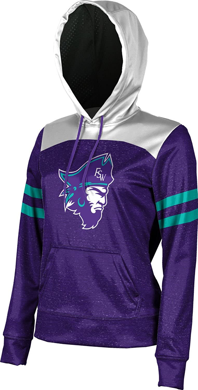 ProSphere Florida Southwestern State College Girls Pullover Hoodie Gameday School Spirit Sweatshirt