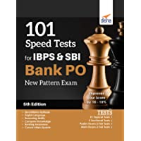 101 Speed Tests for IBPS & SBI Bank PO New Pattern Exam