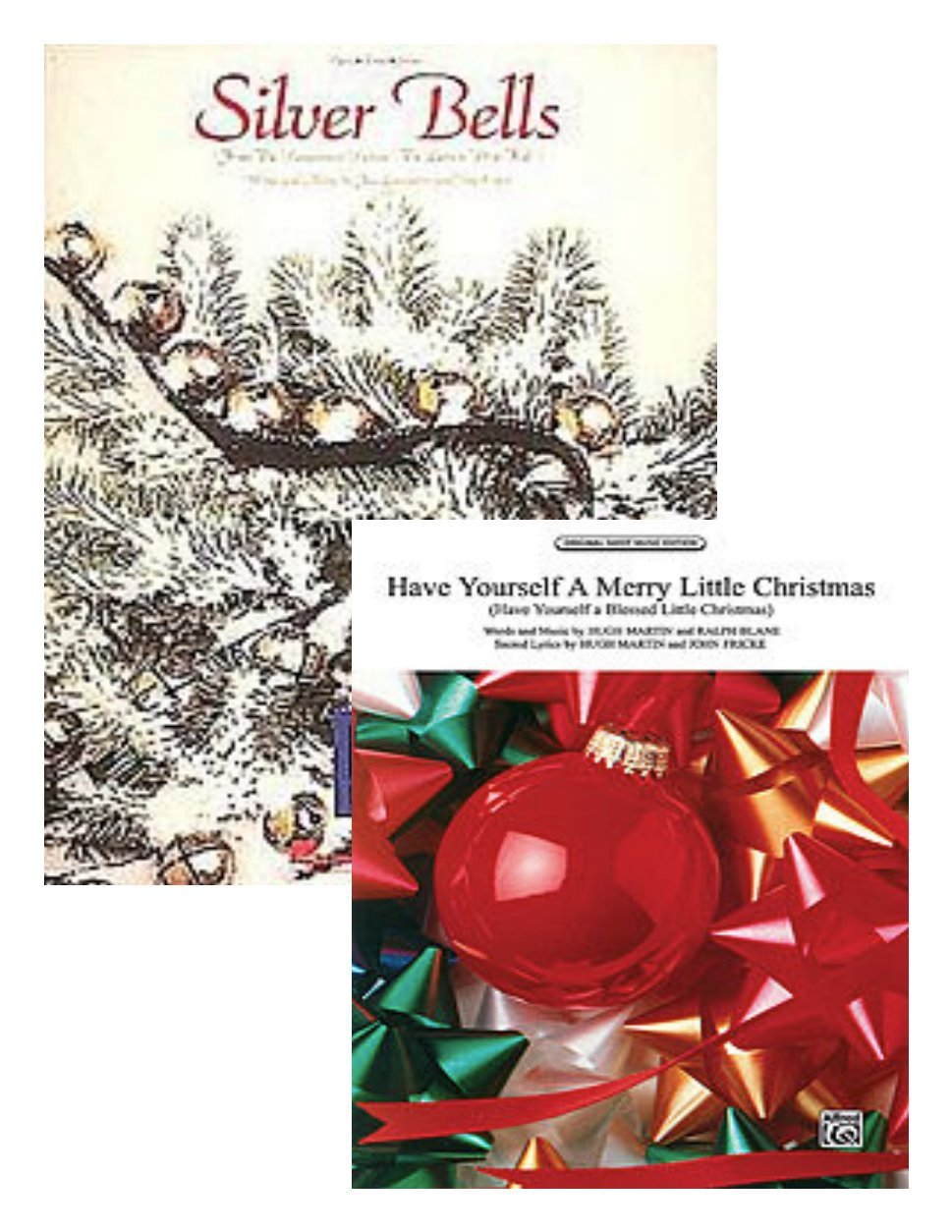 Have Yourself A Merry Little Christmas Piano Accompaniment.Silver Bells For P V G Difficulty Easy Medium Have