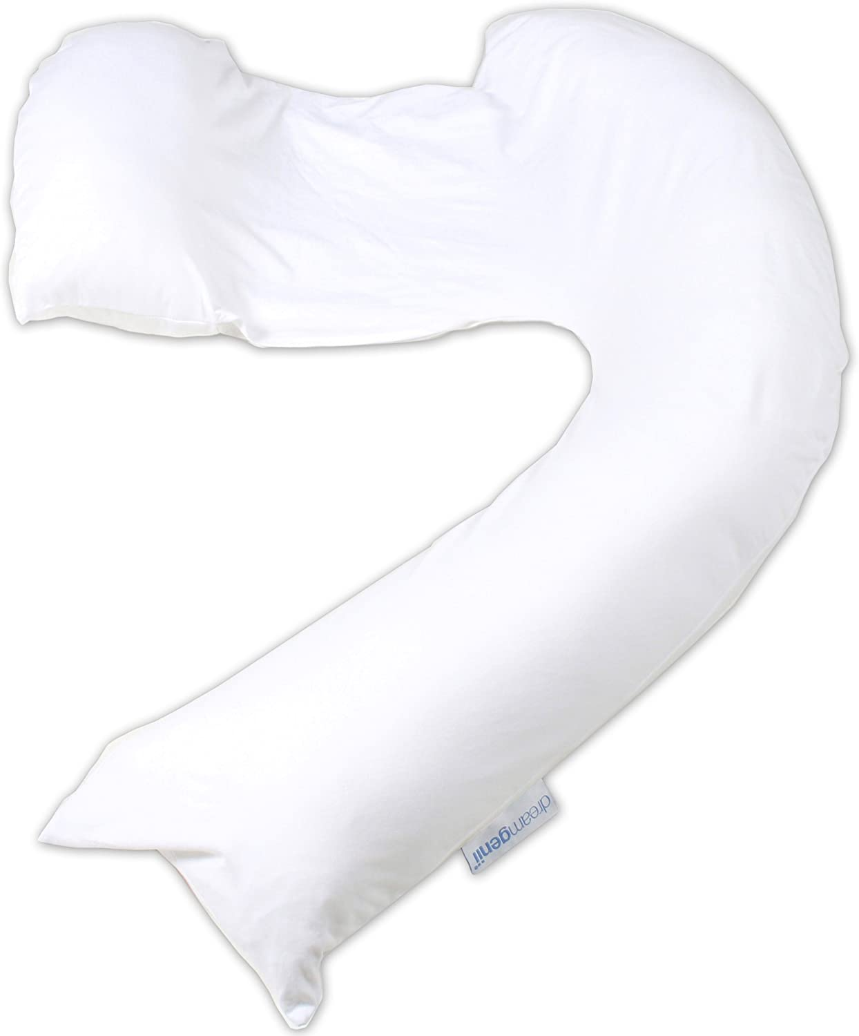 Buy Dreamgenii Pregnancy Pillow White