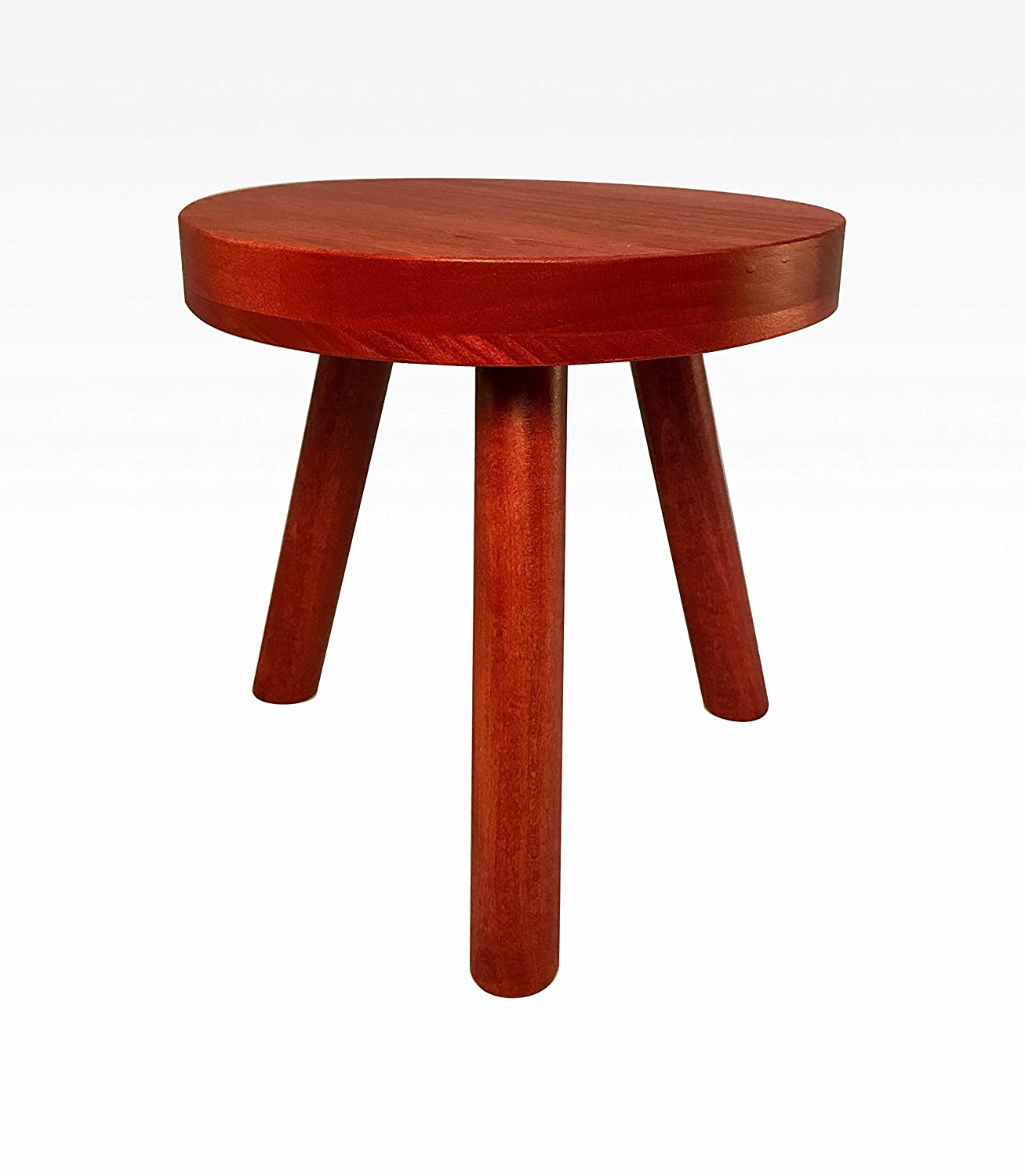 Terrific Modern Plant Stand Three Leg Stool By Cw Furniture Wood Indoor Flower Pot Base Display Holder Solid Wooden Kids Chair Table Simple Minimalist Small Squirreltailoven Fun Painted Chair Ideas Images Squirreltailovenorg