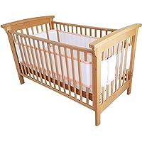Airoya Premium - Protector de cama para cuna