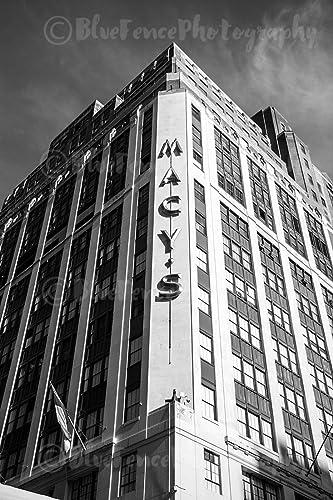amazon com macys art print home wall decor new york city black