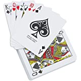 KOVOT Waterproof Playing Cards in Plastic Case