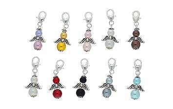 Diy Set Für 30 Perlenengel Schutzengel In Verschiedenen Farben