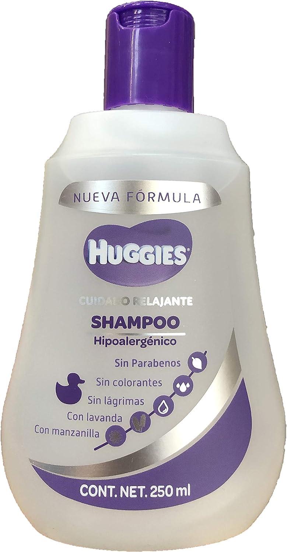Shampoo hipoalergénico para bebés