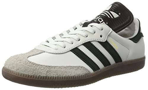 Mens Samba Classic Og Mi Gymnastics Shoes, Grey/Black adidas
