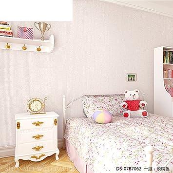 Einfarbige Schlichte Vliestapete Living Tapete Kinder Zimmer Schlafzimmer Tapeten Wallpaper E Amazon De Baumarkt