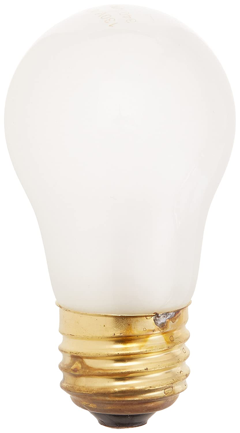 Whirlpool 8009 Light Bulb, 40-watt