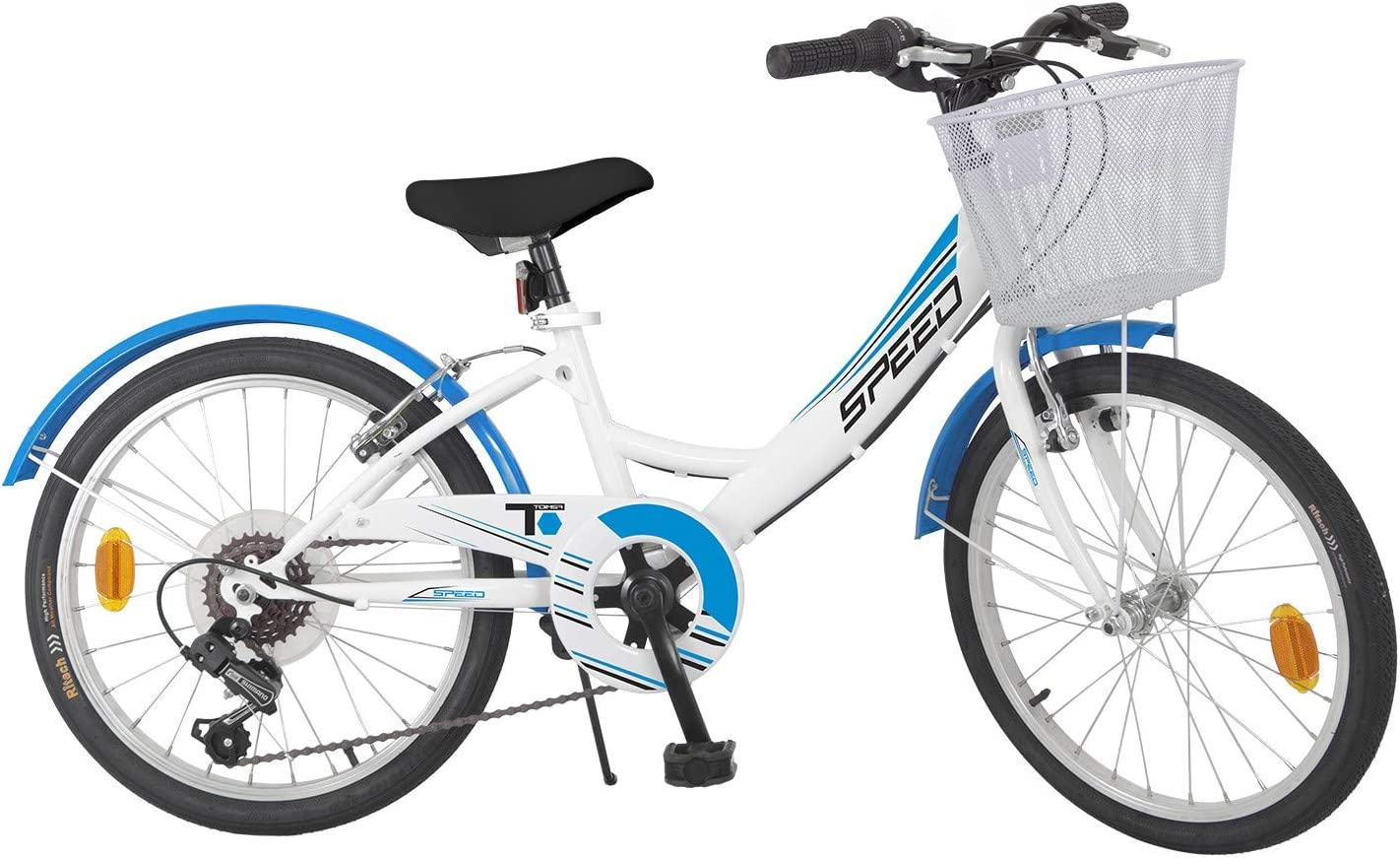 Toimsa - Bicicleta de montaña de 20 pulgadas, modelo City 6 ...