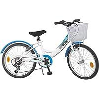 TOIMSA - Bicicleta de montaña de 20 Pulgadas