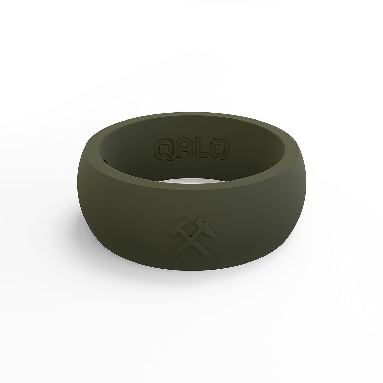 【期間限定!最安値挑戦】 QALO-メンズシリコンリング(品質は Silicone -、陸上競技、愛とアウトドア)は16-25のサイズを B01J2MDBM0 Q2X- Sage Sage - Silicone Ring 10 10|Q2X- Sage - Silicone Ring, おまかせワインショップ*クロノワ:3acfa055 --- arianechie.dominiotemporario.com