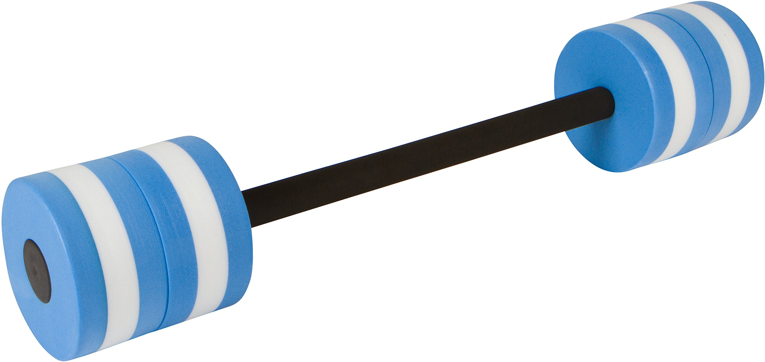 Trademark Innovations 30'' Aqua Fitness Swim Bar with Padded Grip by Trademark Innovations