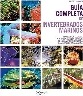 Guía completa de invertebrados marinos (Animales)
