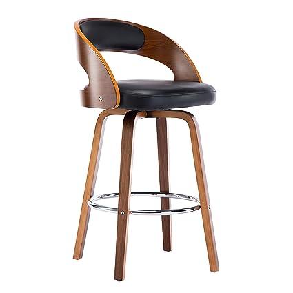Excellent Amazon Com Christies Home Living Wood And Black Faux Frankydiablos Diy Chair Ideas Frankydiabloscom