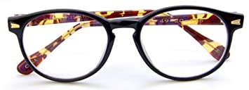 f0423469874 Amazon.com  The Actor BIFOCAL Unisex Round Reading Glasses