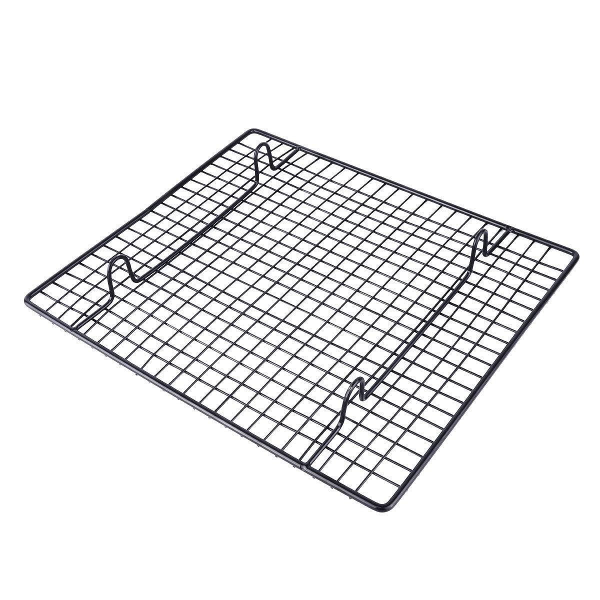 Cooling Rack for Baking Roasting Grilling Cooling Cookies Cakes breads 10×9 inch