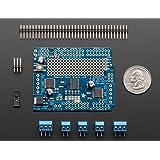 Adafruit MotorShield v2.3 (Bausatz) - Arduino-Shield für Motoren, Schrittmotoren und Servos