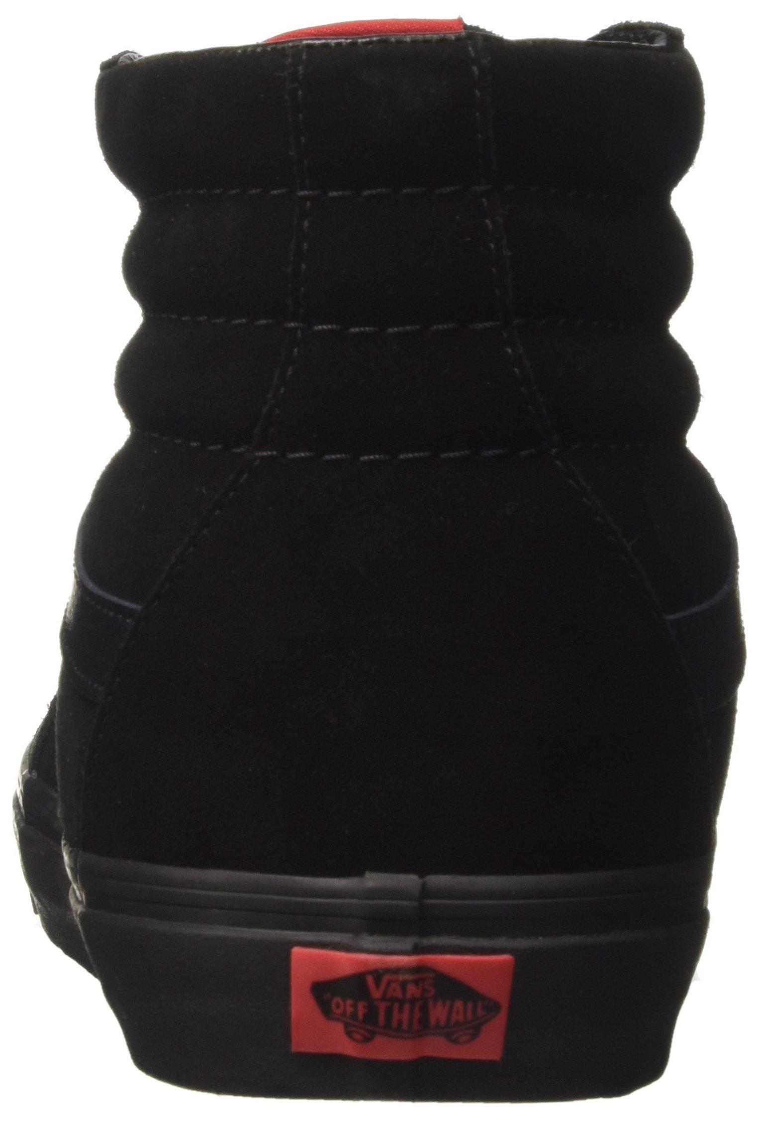 Vans Unisex SK8-Hi MTE (MTE) Black/Leather 6 Women / 4.5 Men M US by Vans (Image #2)