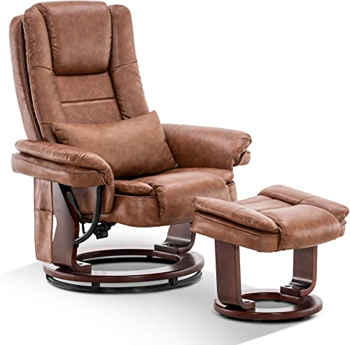 Reviewed: Mcombo Recliner Living Room Chair